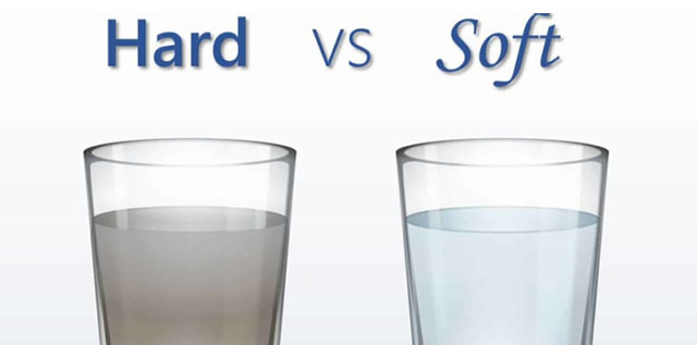 Soft water advantages